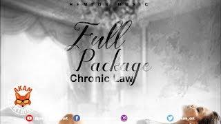 Chronic Law - Full Package - October 2018
