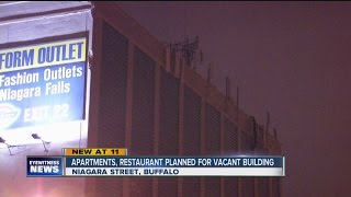 Apartments coming to Niagara Street