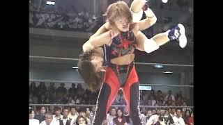 Yumi Fukawa vs Mariko Yoshida 9/26/99 (Part 2) [High Quality]