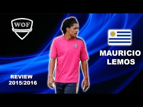 MAURICIO LEMOS | Skills | Las Palmas | 2015/2016 (HD)