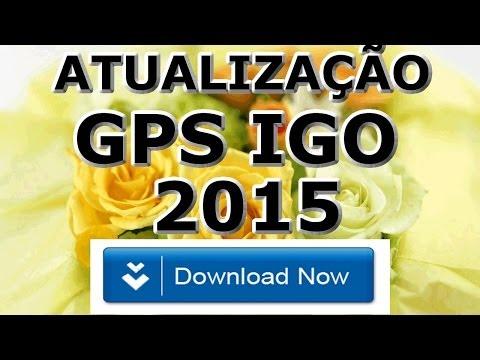 """iGO 8 """"ATUALIZADO"""" 2015 DOWNLOAD GRÁTIS  FunnyDog.TV"""