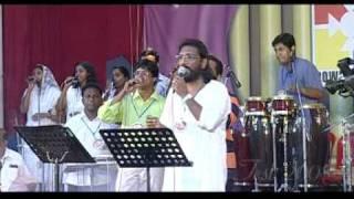Malayalam  Christian  Song : Israyelin Nathan Aayi  - K.G.Markose - Olive Fest 2008 - 19