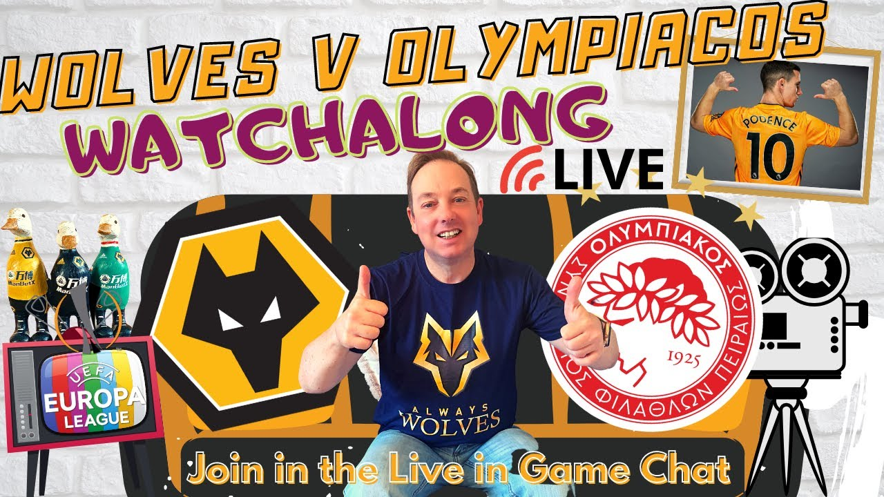 Wolverhampton vs. Olympiakos: Live stream, TV, start time, how to ...