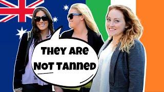 What The Aussies Think Of The Irish