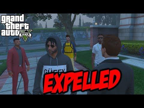 GTA 5 SAVAGE SCHOOL KIDS #9 (EXPELLED)