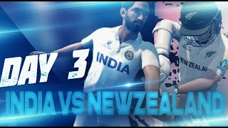 India vs New Zealand Day 3 Highlights   WTC Final 2021 IND vs NZ    Cricket 19