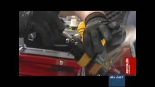 Opravy autoskiel - Autosklo Hornet® - TV JOJ
