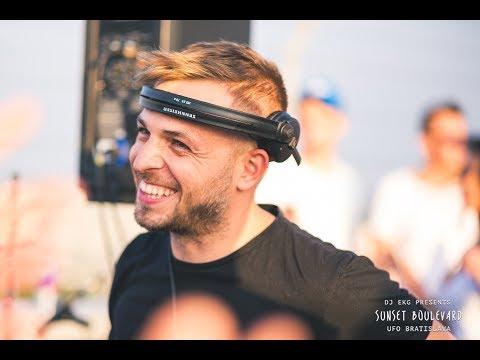 DJ EKG presents SUNSET BOULEVARD @ UFO BRATISLAVA