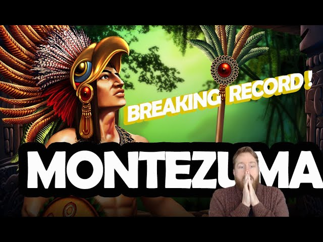 Montezuma RECORD BREAKING BONUS!!