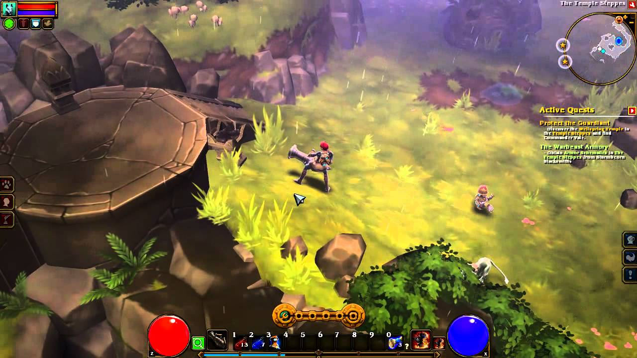 Torchlight II - Engineer