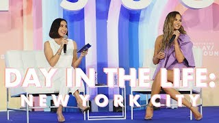 24 Hour Work Trip to NYC | A DAY IN THE LIFE  | Jen Atkin