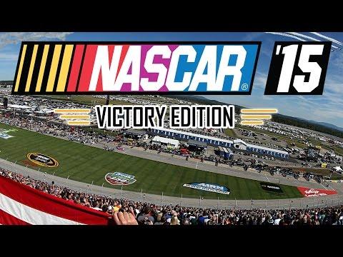 Shawn Plays: NASCAR '15: Victory Edition |