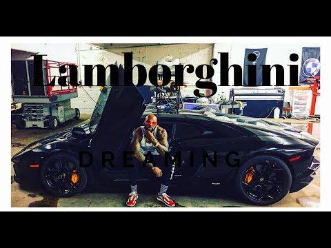 ORGANIK VLOG : DID I really drive a Lamborghini  Aventador ??!