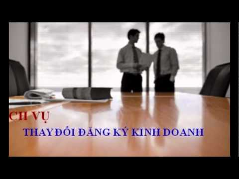 Dịch Vụ Thay Đổi Đăng Ký Kinh Doanh- luatminhanh.com