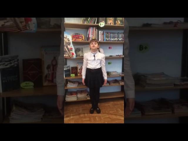 Изображение предпросмотра прочтения – НастяСтаневская читает произведение «Поёт зима— аукает…» С.А.Есенина