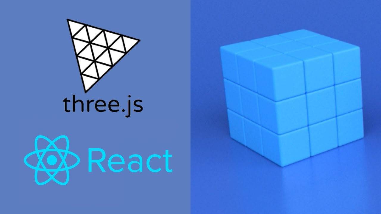 Build a 3D World in React with ThreeJS and React Three Fiber