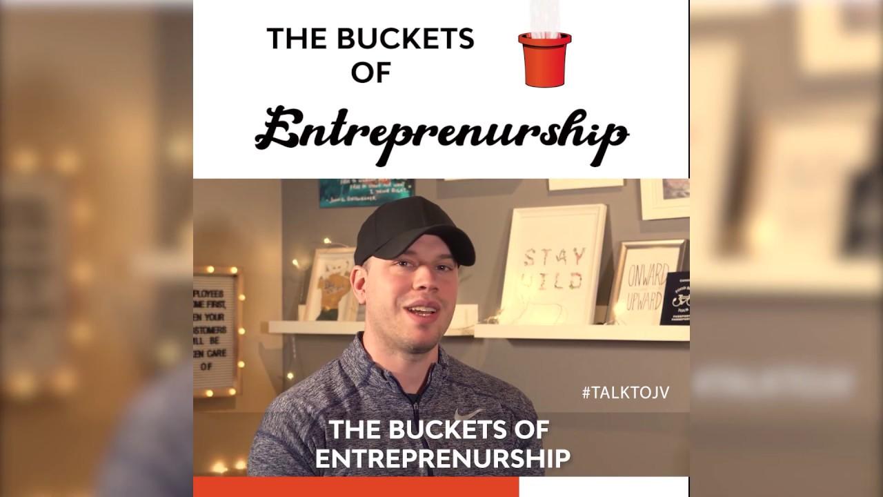 The Buckets of Entrepreneurship.. Among Others with Marek Komar - #TalkToJV Promo Series