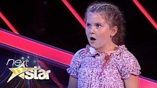 Carina Mihaila are toate calitatile pentru a deveni o mare actrita