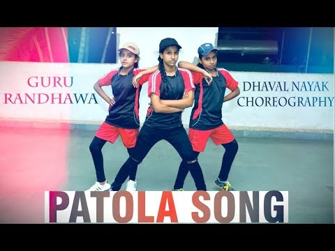 PATOLA | Dance Choreography | Guru Randhawa | Blackmail