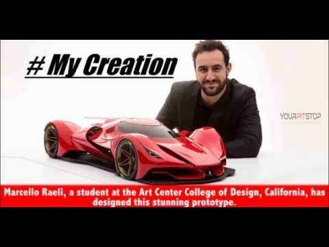 Ferrari California T >> The 2016 Ferrari Piero T2 LM, innovatively designed ...