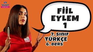 Fiil Eylem 1 | 7. Sınıf Türkçe Konu Anlatımları #7trkc