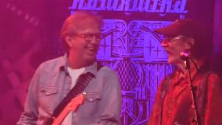 Hawkwind - The Watcher, w/ Eric Clapton - G Live, Guildford, 25/11/19