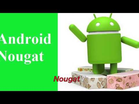 Android Version Names