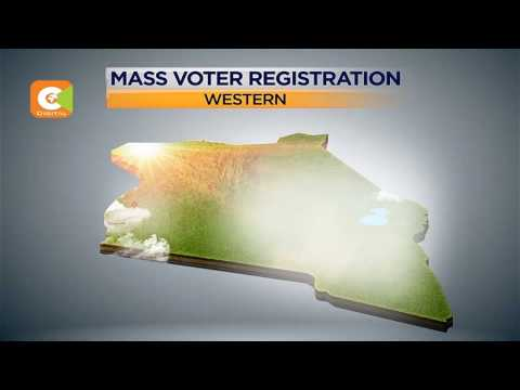 IEBC misses target on ongoing voter registration