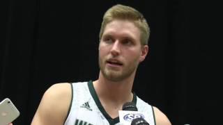 UVU basketball 2016-17: Zach Nelson on describing the Wolverines' offense