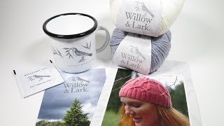 There is a new yarn brand in town! Join me as I unbox and tell you all about this scrumptious new wool by Willow and Lark. You can buy it here: http://affiliate.lovecrochet.com/scripts/click.php?...