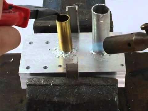 Kỹ thuật hàn nhôm, đồng, kẽm
