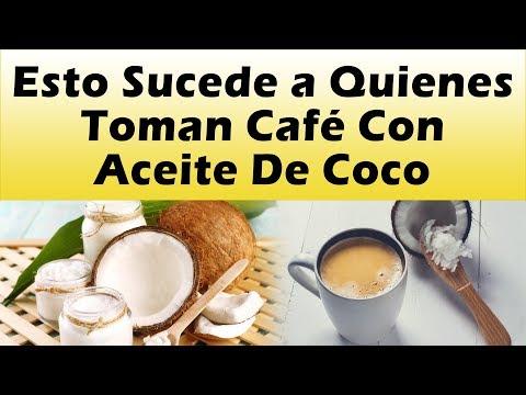 CAFE CON ACEITE DE COCO: Esto Te Pasa Si Tomas Cafe Con Aceite De Coco COMO TOMAR ACEITE DE COCO