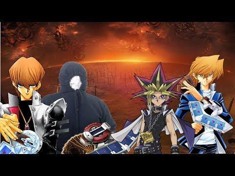 Duelo Tag Chucho y kaiba vs Yugi y Joey (Yu-Gi-Oh! ARC-V Tag Force Special)
