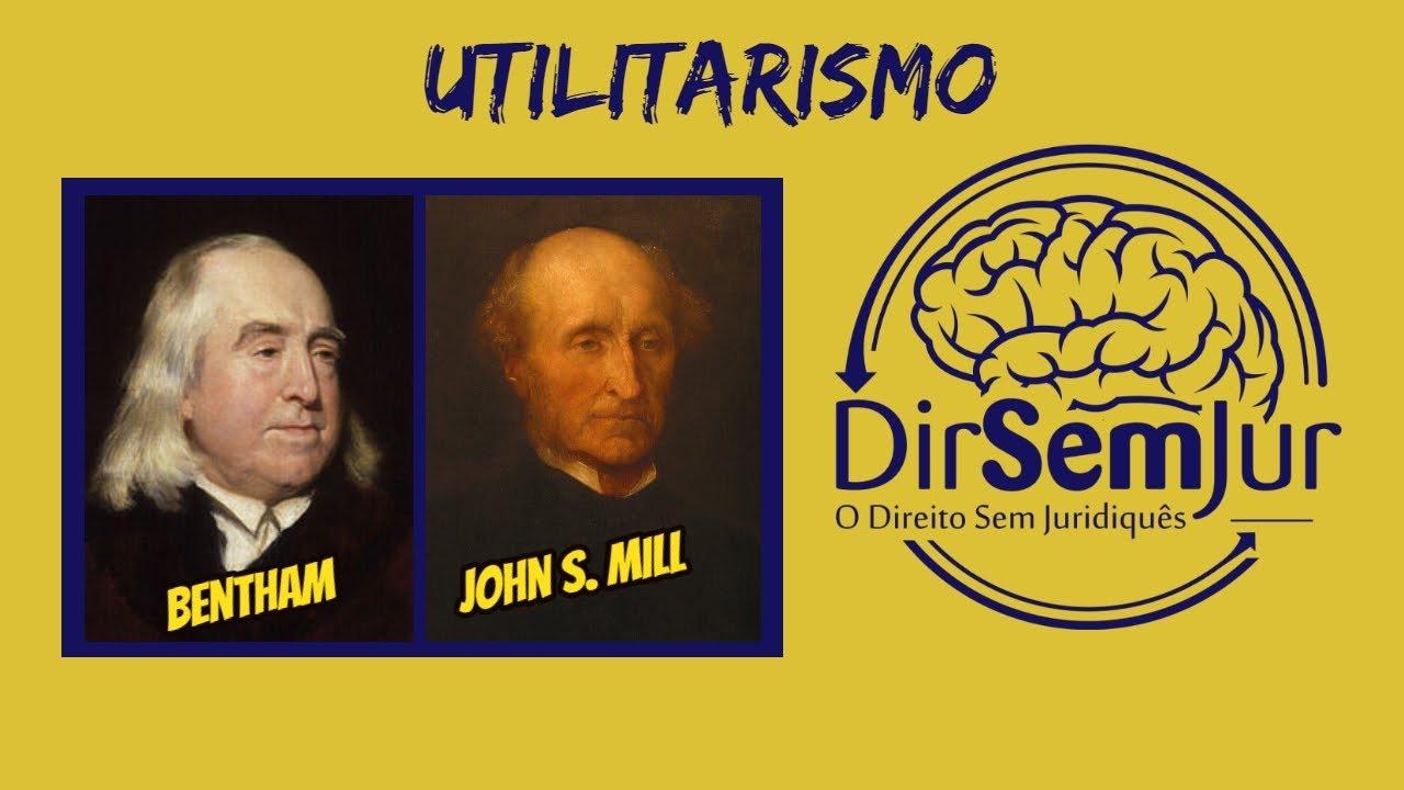 Jeremy Bentham John Stuart Mill