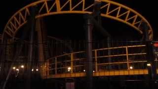 американские горки ночной Парк Горького Харьков rollercoaster night Gorky Park Kharkov(, 2013-11-02T11:52:19.000Z)