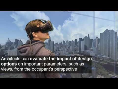 VR for Enhanced Building Design