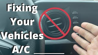 A/C randomly stops working. Tech Tip of the day