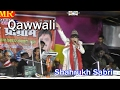 Download Bakhshis Karane Ahmade Mukhtar Ayenge ☪☪ Latest Live Qawwali Mukabala ☪☪ Shahrukh Sabri [HD] MP3 song and Music Video