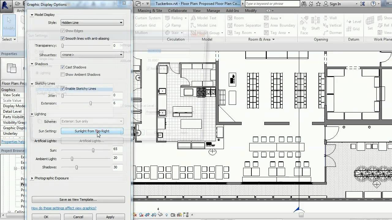 easy setting to get a better looking floor plan in Revit YouTube – How To Get A Floor Plan