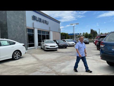 Cuộc sống Mỹ. Chuẩn bị đi mua xe Subaru Forester. (05/05/2021)