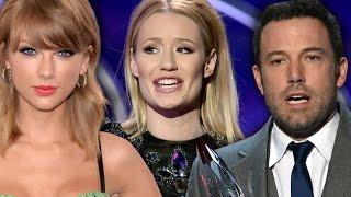 2015 People's Choice Awards Winners Recap - Taylor Swift, Ben Affleck, TFiOS