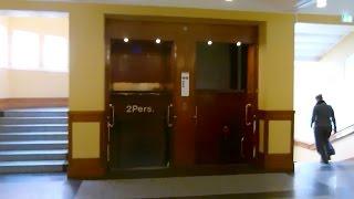Video Amazing 1913 original TITAN paternoster elevator in Copenhagen, Denmark download MP3, 3GP, MP4, WEBM, AVI, FLV Mei 2018