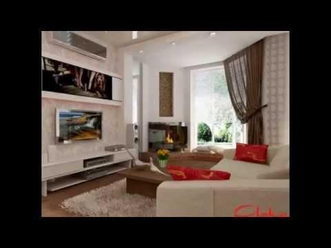 видео: Интерьер-Шоу. Интерьер квартир часть 4. Гостиная, спальня, кухня, прихожая - фото