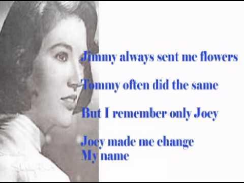 Shelby Flint-Joey- Karaoke For Singing Along.mpg