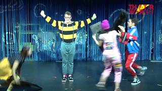 TheaterWorksUSA's The Magic School Bus: Lost in the Solar System