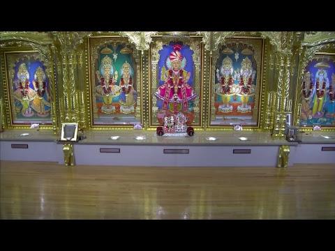 27th Patotsav Satsangi Jivan Katha By Nityaswarup Swami Day 3 5/21/2018