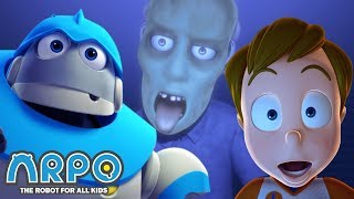 ZOMBIE ATTACK!!!!! - ARPO the Robot | | 어린이를위한 만화 | Robot Kids Animation Series