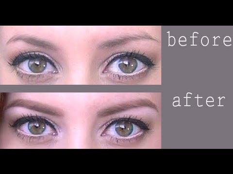 Tips amp tricks filling in sparse tricky brows youtube