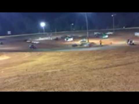 Flomaton Speedway Jr. Slingshots/ 5/13/17 PART 1