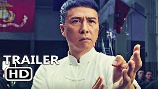IP MAN 4 Official Teaser Trailer (2019) Donnie Yen, Scott Adkins Movie